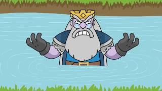 Clash Royale Animation #37: Royal Ghost VS Executioner (Parody)