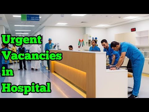 Jobs in Private Hospital - Fresh Jobs in Dubai UAE