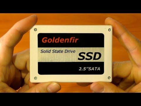 Скоростной SSD диск с Алиэкспресс за 25 баксов (SSD для майнинг-фермы)