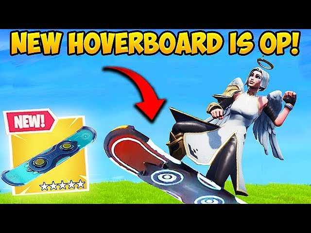 *NEW* DRIFTBOARD IS INSANE! - Fortnite Funny Fails and WTF Moments! #475