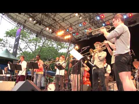 Josh Roseman & The King Froopy All-Stars and Jim Black's Alasnoaxis in Central Park