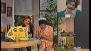 Bobo Lucchesi & Patrizia Rossetti televendite Facco (Filomena e Osvaldo)