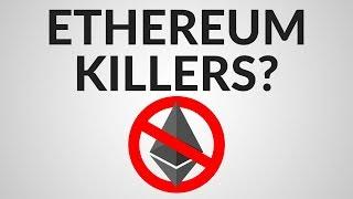 Ethereum Killers? Research on NEO, ADA, EOS, Tezos & DFINITY
