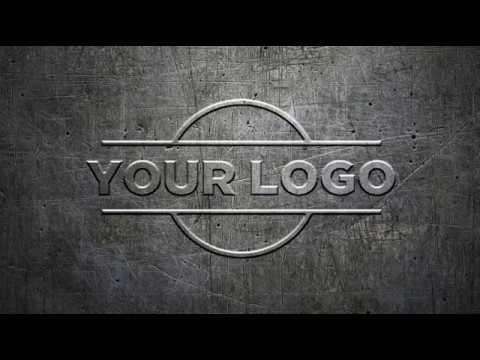 photoshop logo mockup free download