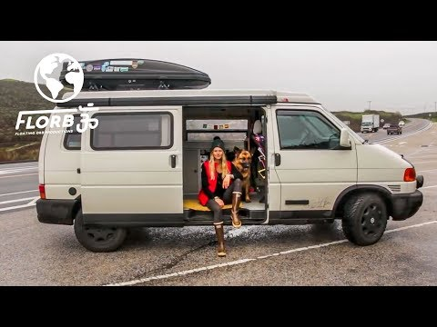 VANLIFE as a SOLO FEMALE TRAVELER