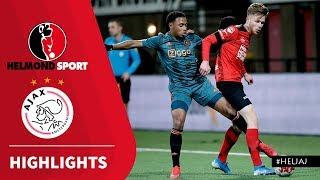 Samenvatting Helmond Sport - Jong Ajax (21-02-2020)