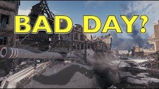 Video WOT - Bad Day? | World of Tanks download MP3, 3GP, MP4, WEBM, AVI, FLV Oktober 2019