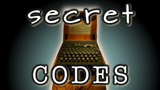 Secret Codes - Cryptography, Decipherment And The Imitation Game