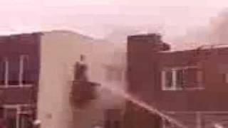 brand in waalwijk