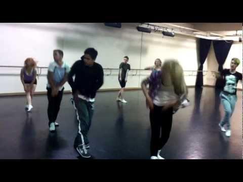 Chicago - ROXIE Class Choreography