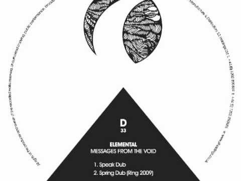 Elemental - Speak Dub