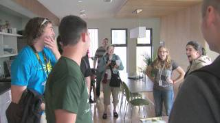 Schneider Electric Volunteers: Powering The Solar Decathlon