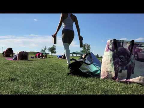 Whole Health Club Mountain Yoga Session