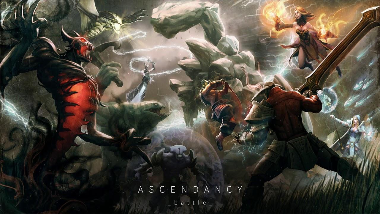 Thefatrat Ascendancy Dota  Music Pack