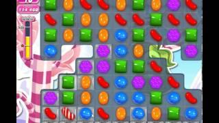 Candy Crush Saga Level 496 No Booster
