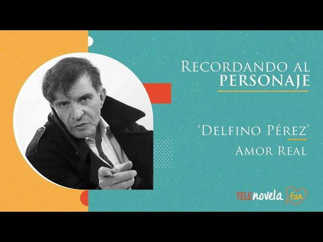 Entrevista a Adalberto Parra sobre su personaje en Amor Real