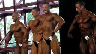 On Stage - Part 1 - Prejudging - Classic Under 180cm - Arnold Classic Amateur Europe 2012