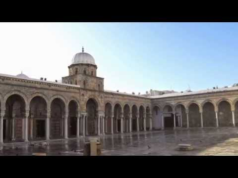 Tunesien - Tunis - Moschee Djamaa Ez Zitouna HD
