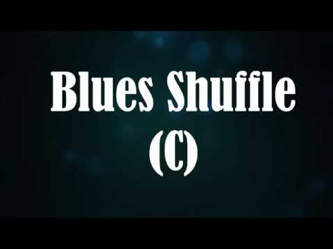 Chicago Style Blues Backing Track (C)