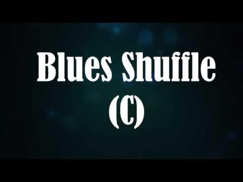 Chicago Style Blues Backing Track (C)
