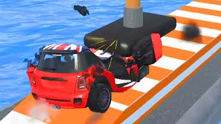 Crash Master 3D - All Levels Gameplay Android iOS (Levels 21-24)