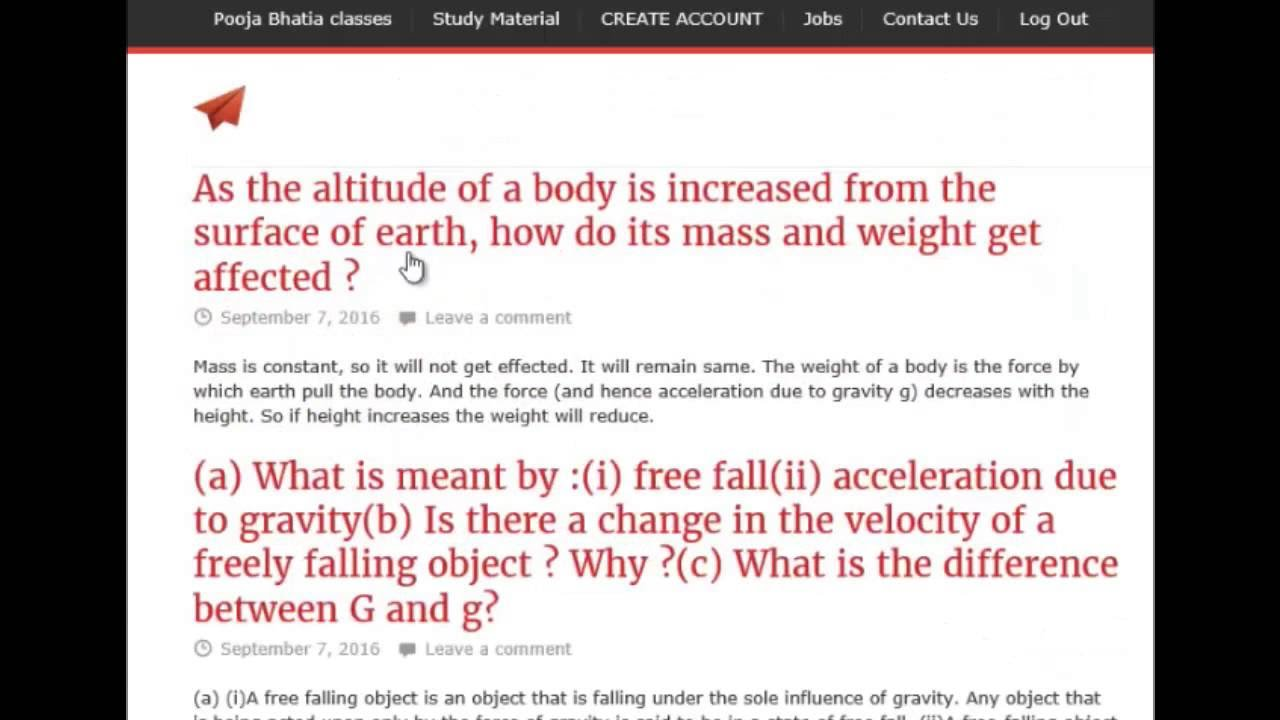 class 9 sa1 science important questions with answers youtube