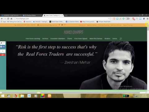 Online Forex Trading Course now starting from 1 June in urdu/hindi by Forex champs