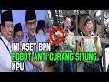 Viral Robot Tidak Ikhlas Milik BPN Prabowo Sandi B0ngkar Situng KPU Cur@ng - Cebong Cari Tahu