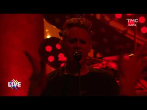 Depeche Mode - Paris - 21 03 2017 - Studio Rive Gauche [HQ]