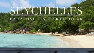 SEYCHELLES | paradise on earth | Praslin and la Digue 2016 | GoPro 4K [PART2]