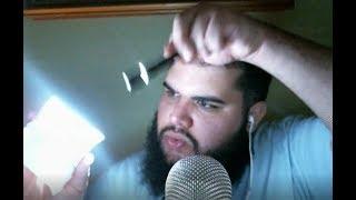 ASMR 300k old school webcam sound assortment