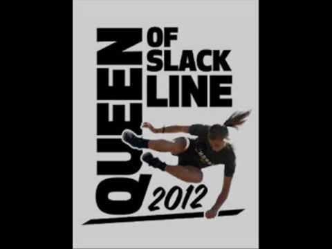GIBBON Queen of Slackline Round 3  Clarissa Saraiva