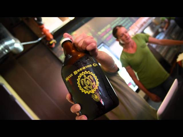 Maui Brewing Company - Brewed in Paradise!