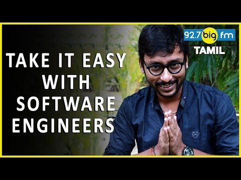 Rj Balaji Take It Easy with Software Engineers | ர்ஜ் பாலஜி