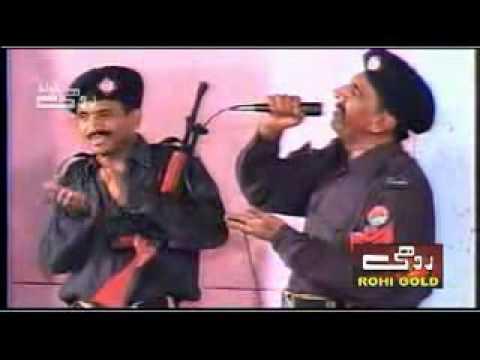 Funny Ataullah Khelvi & Pathanay Khan Parody Song