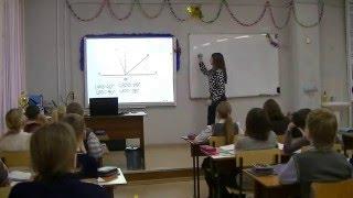 Урок математики. Шевченко Я.Г.