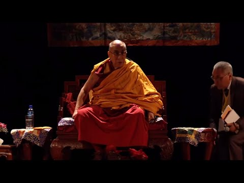 Dalai Lama in Oslo - Mindful Transformation of Self