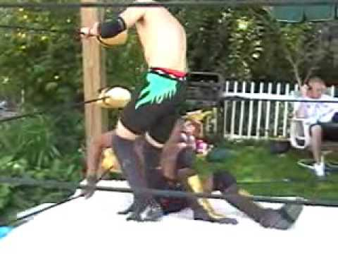 CWA Do or Die 2008: Submission Match - CJ Styles vs. Kevin Porter