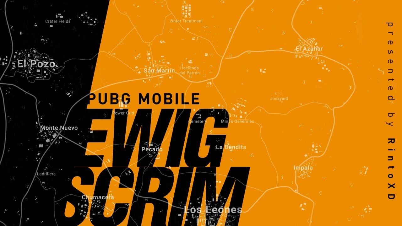 Download 【PUBG MOBILE】Ewig Scrim Season15 Week4 Day2【参入戦 Group B】 ※5分遅延