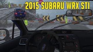 Xbox One Driving Game - Forza Horizon 4 Gameplay 2015 Subaru WRX STi