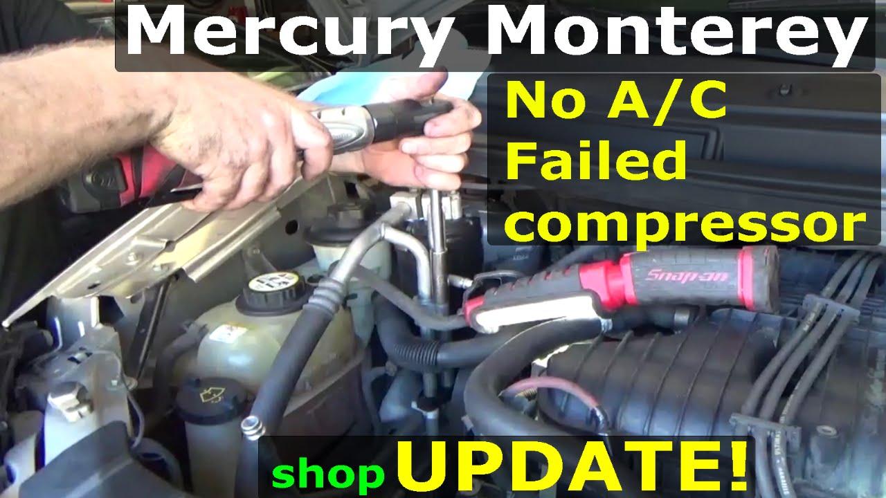 Mercury Monterey Ac Diagram Trusted Wiring 1954 For Light Switch U2022 Montego