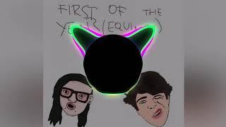 Gr33ne Music 2 Skrillex First Of The Year Equinox MrWood Remix