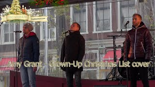 Трио Максимум / Trio Maximum - Amy Grant - Grown-Up Christmas List cover | HUIS TEN BOSCH 05/12/2015