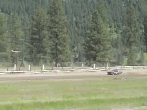 Eagle Track Raceway Duane Betcher Time In May 31st 2014