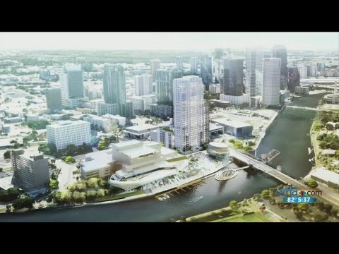 Downtown Tampa continues to grow