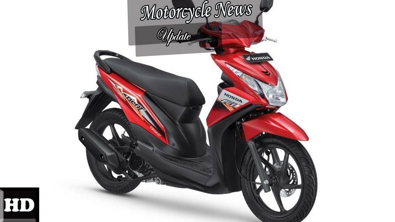 Wow Amazing 2018 Honda Beat Scooter Spec Price Youtube