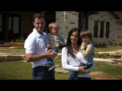 PGA TOUR players on life at home