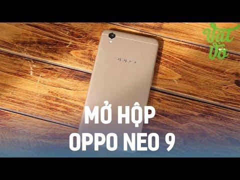 Vật Vờ| Mở hộp & đánh giá nhanh OPPO A37 (Neo 9)