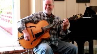 Mundell Lowe   Bob Boss Guitar Lesson Part 1