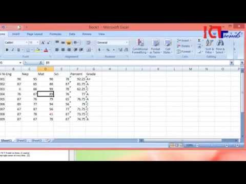 microsoft excel questions Microsoft excel 2010 certification exam tasks  credentialing program endorsed by the microsoft corporation the questions are not worded to be tricky or misleading.